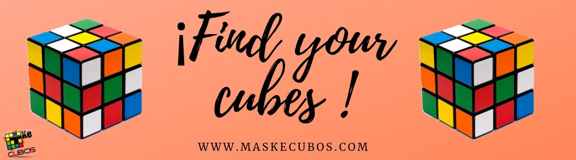 Find your cubes in maskecubos